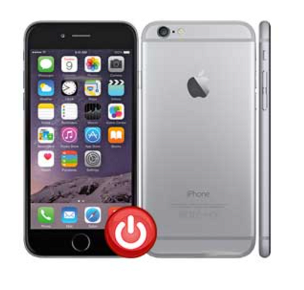 iPhone Repair - iPhone 6 plus Power Button Replacement