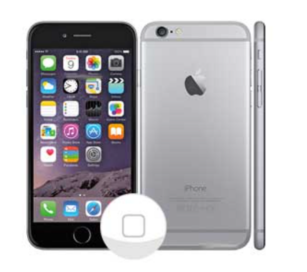 iPhone Repair - iPhone 6  Home Button Replacement