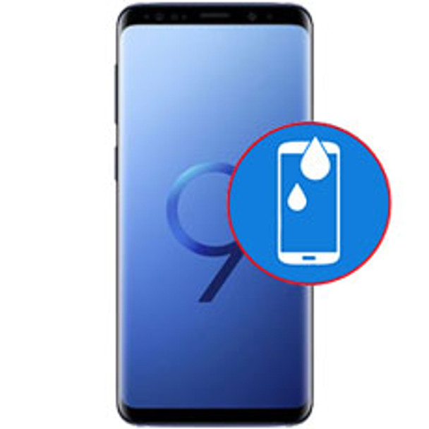 Samsung Galaxy S9 Liquid/Water Damage Treatment