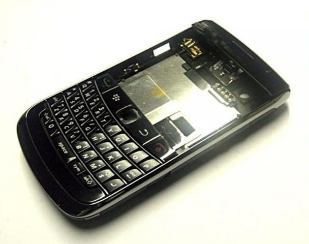 OEM RIM Black BlackBerry Bold 9700 9780 Housing