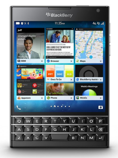 Blackberry Passport or Classic Unlocking