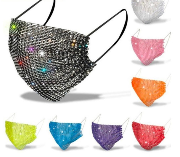Glamorous Design Masks