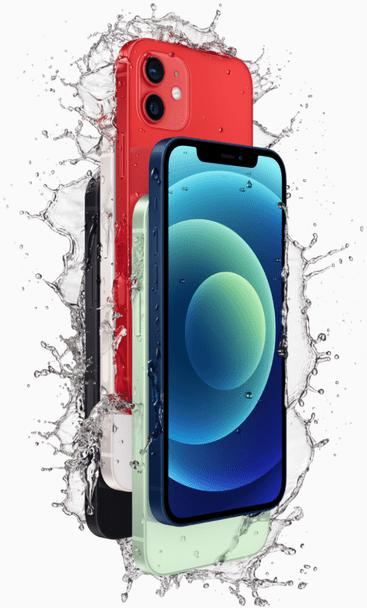 iPhone 12 Water Damage
