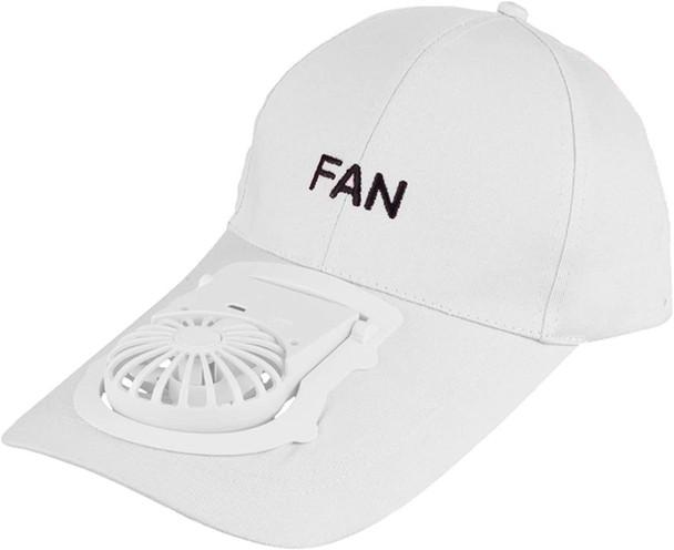 Sun Hat With Fan