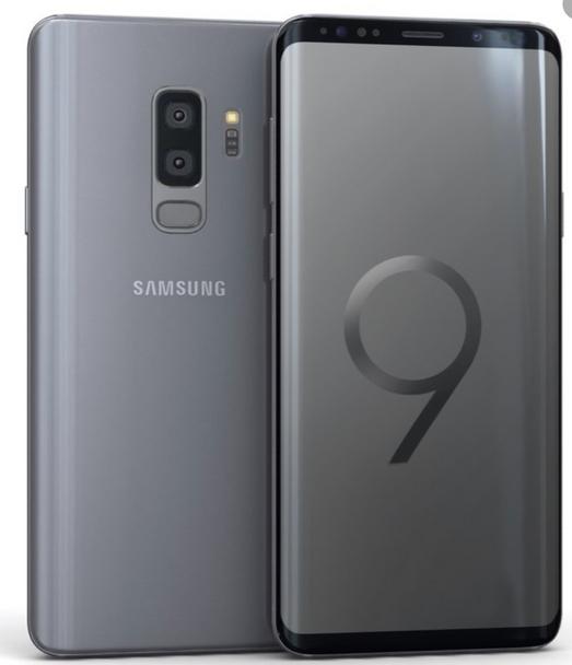 Mint Samsung Galaxy S9 Plus 64gb