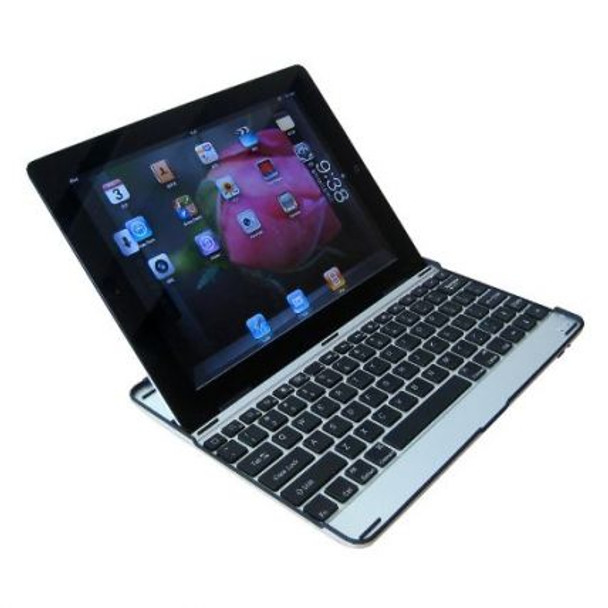 iPad Bluetooth Keyboard with integrated stand