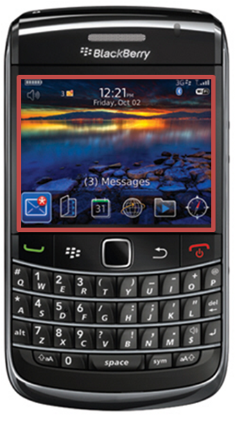 Blackberry 9700 9780 LCD Replacement