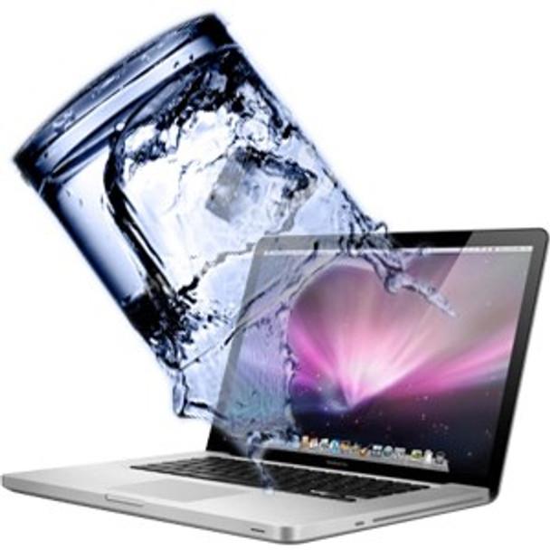 Macbook or Macbook Pro Liquid Damage Treatment