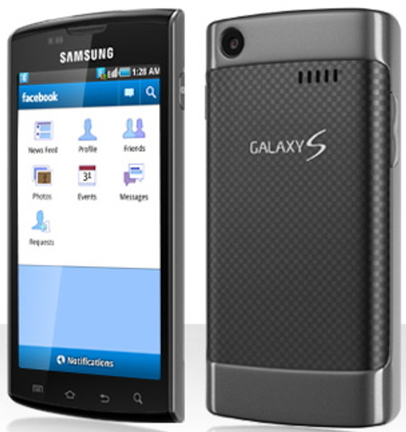Mint Samsung Galaxy Captivate