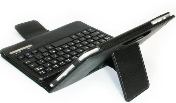 iPad 1/2/3/4 and iPad Mini iPad Air Leather Bluetooth Keyboard Case