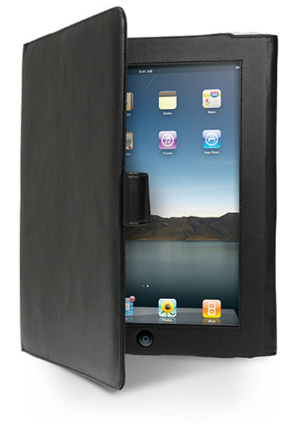 iPad Leather File Case