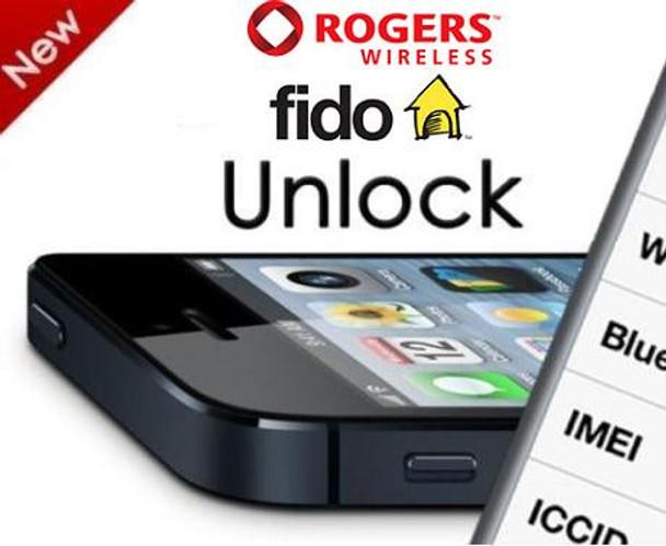 iPhone7 7PLUS 6S 6S PLUS 6 6 PLUS, 5S 5C 5 4S 4 Factory Unlock Rogers or Fido