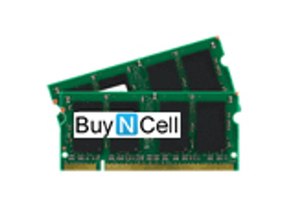8GB Kit (4GBx2), 204-pin SODIMM, DDR3 PC3-8500 memory module