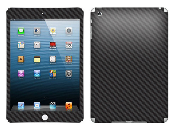 iPad 2, 3, 4 Carbon Fiber Skin (Back and Front)