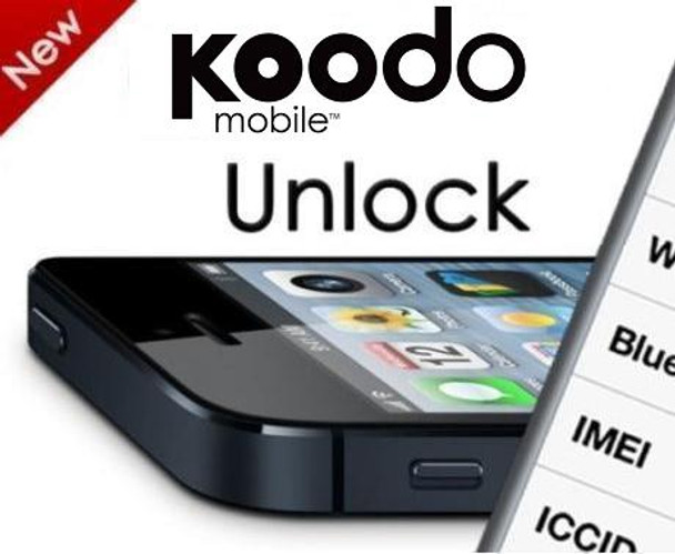 iPhone 6, 6 PLUS, 5S 5C 5 4S 4 Factory Unlock Koodo