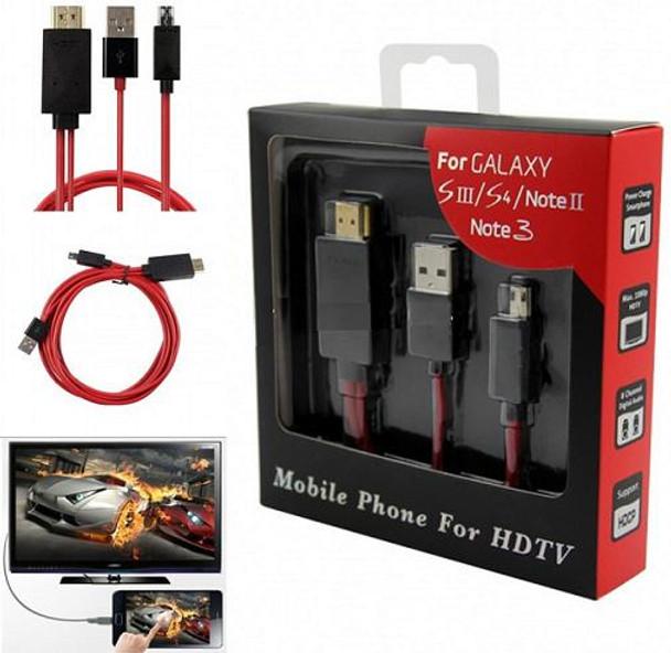 HDMI Adapter - Samsung Galaxy & NOTE