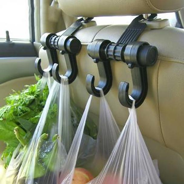 Seat Hanger Organizer - Bottle holder, Tissue box, Magazine, Cup, Food, Phone Bag