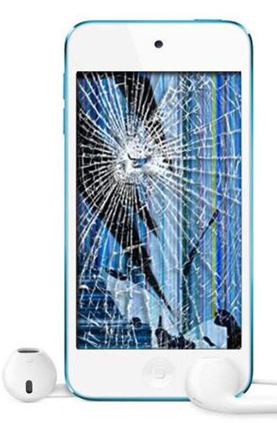 iPod Touch 5/6 Repair - Screen Replacement