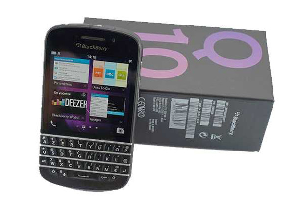 Mint Condition Blackberry Q10 UNLOCKED