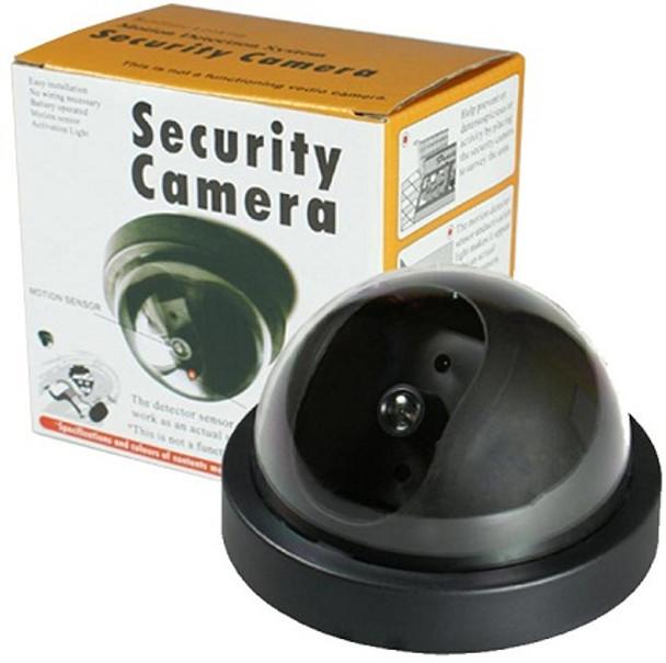 Wireless Dummy Camera - Deter Threats