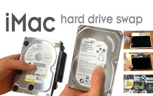 iMac Hard Drive Failure