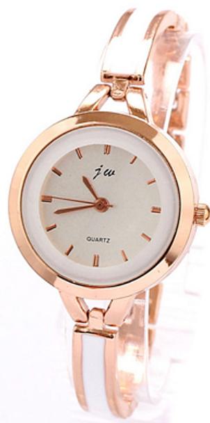 JW Luxury Womens Leather Watch - Bracelet Style