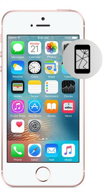 iPhone Repair - iPhone SE Screen Replacement