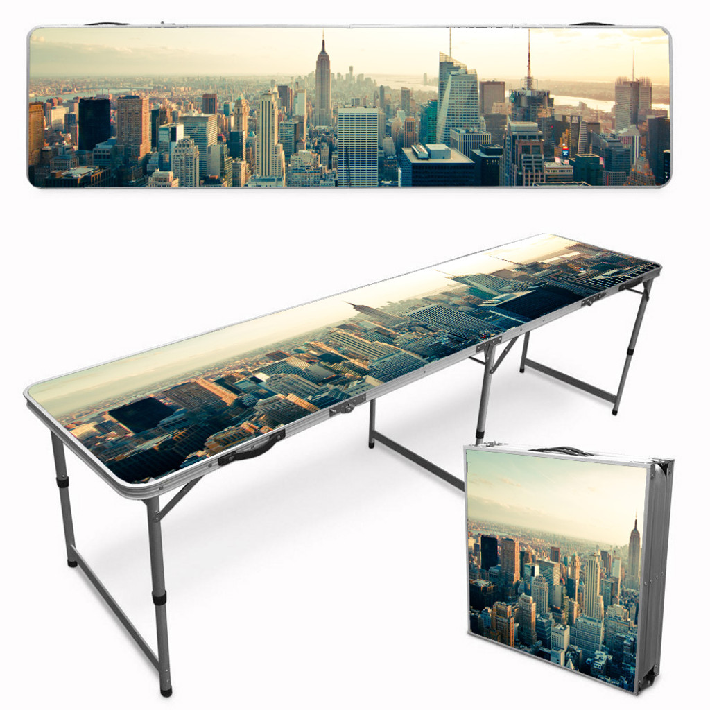 Your Custom Beer Pong Table