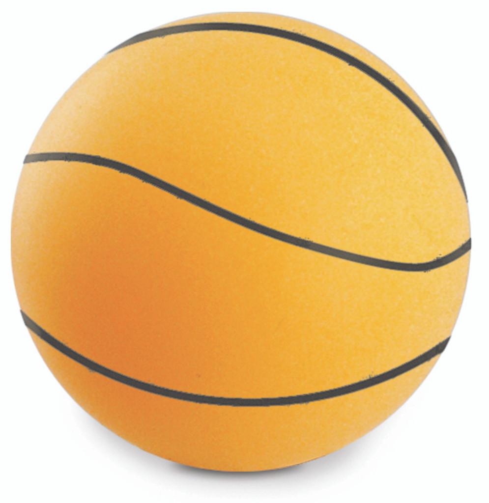 Basketball Ping Pong Ball - 0 Star