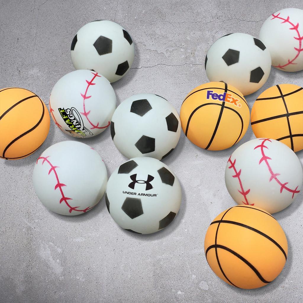 Custom Sports Balls - 1 Star