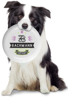 Bachmann Personalized Frisbee