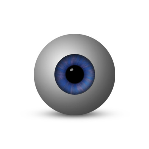 Eyeball - Blue (1-Star)