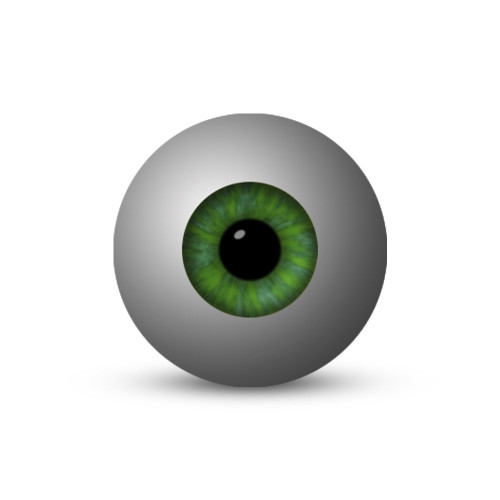 Eyeball - Green (1-Star)