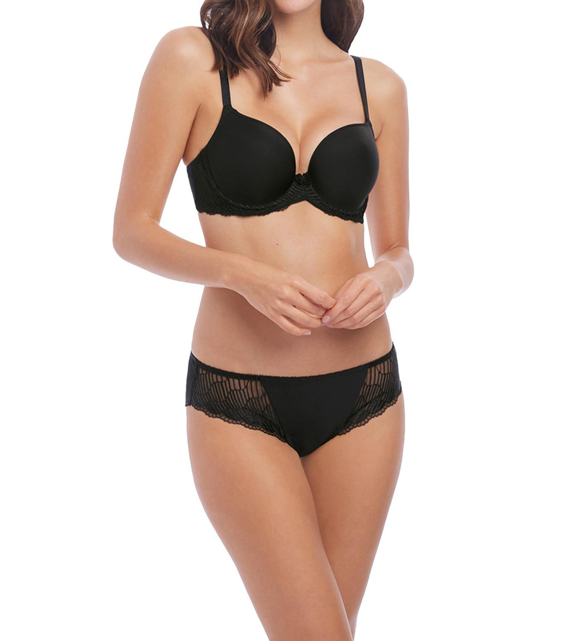Wacoal La Femme WA853117 W Underwired Contour Bra Nude NUE 32F CS