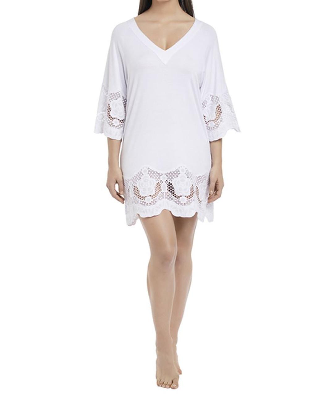 WHE S CS Fantasie Dione FS6364 Beach Tunic White