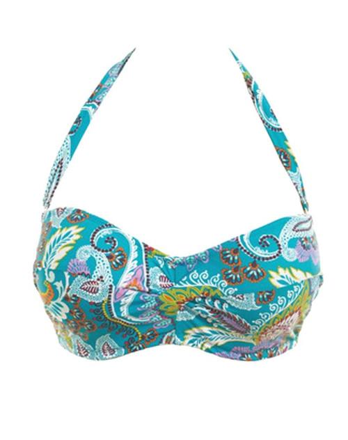 Fantasie Viana FS6267 WP Underwired Padded Bandeau Bikini Top