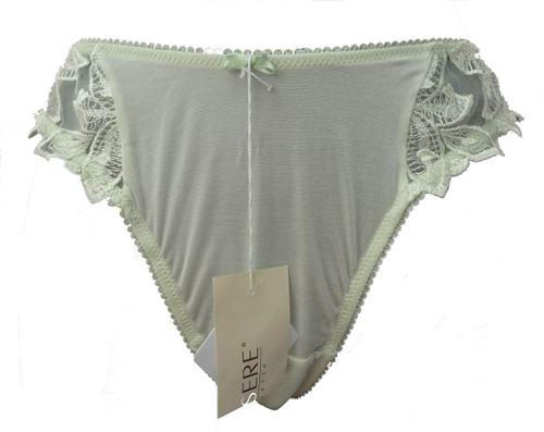 VALISERE LINGERIE COLLECTION CAPELLA GREEN STRING THONG SINGLE PACK