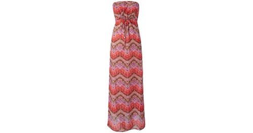 Freya Inferno AS3760 Bandeau Maxi Beach Dress