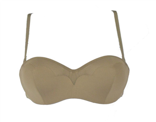 Huit  Cupcake 8226 D7 Underwired, Padded, Detachable straps Bandeau Bra