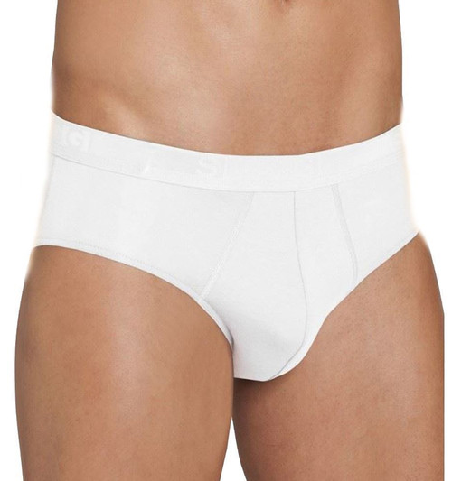 Sloggi EverNew Midi Brief For Men White (0003) CS