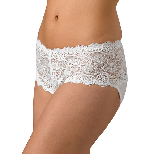 TRIUMPH AMOURETTE 300 MAX MAXI BRIEF WHITE CS
