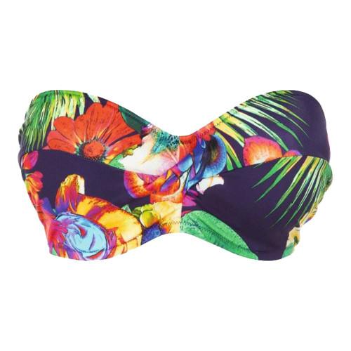 Fantasie Cayman FS5684 WP Underwired, Padded Twist Bandeau Bikini Top