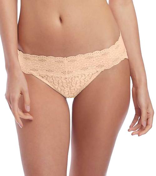 Wacoal Halo Lace WA878205 Bikini Brief Nude NUE  CS