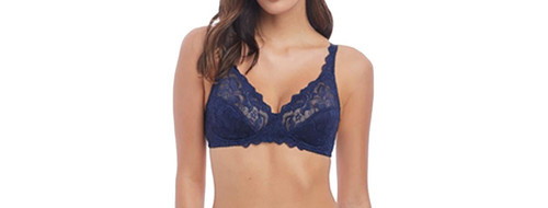 Wacoal Eglantine WEBFA162 Non-wired Soft Cup Bra Ink CS