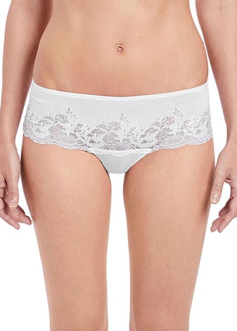 Wacoal Lace Affair WA845256 Tanga Brief White WHE CS