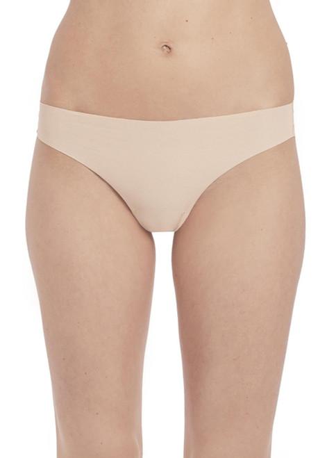 Wacoal Beyond Naked Cotton WA879259 Thong Brief Sand (263) CS