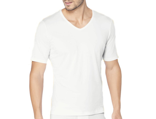 Sloggi Men Ever Fresh V-Neck T-Shirt White (0003) CS