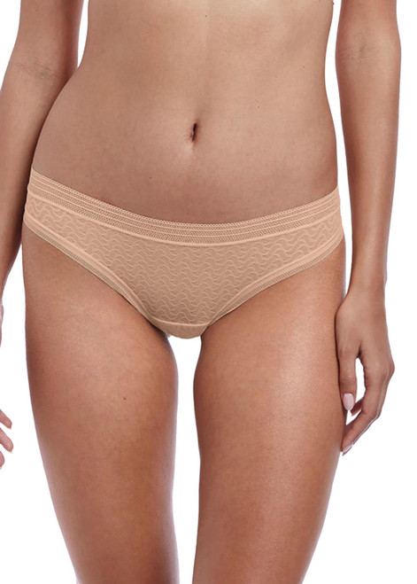 Wacoal Aphrodite WE140007 Tanga Brief Powder POR CS