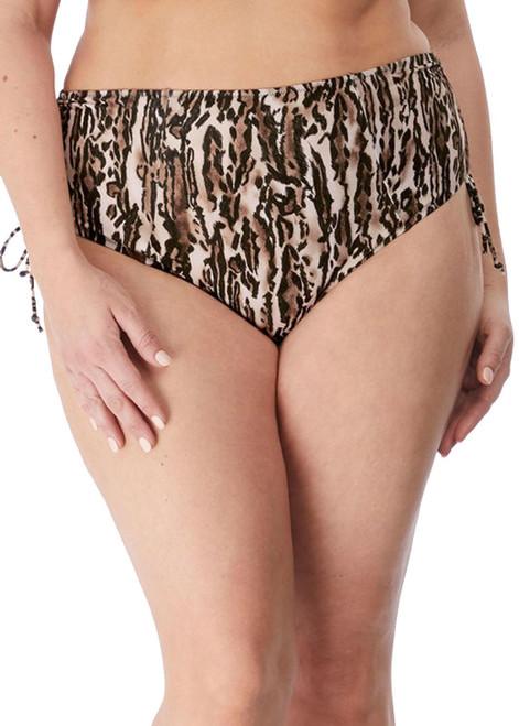 Elomi Fierce ES7205 Adjustable Sides Bikini Brief Black BLK CS