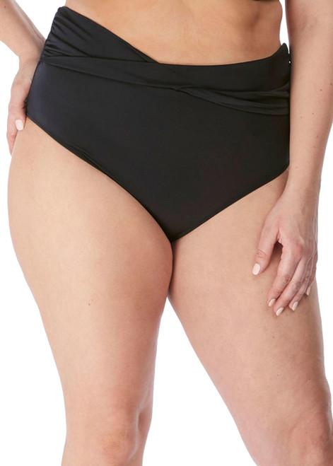 Elomi Magnetic ES7196 Full Bikini Brief Black BLK CS
